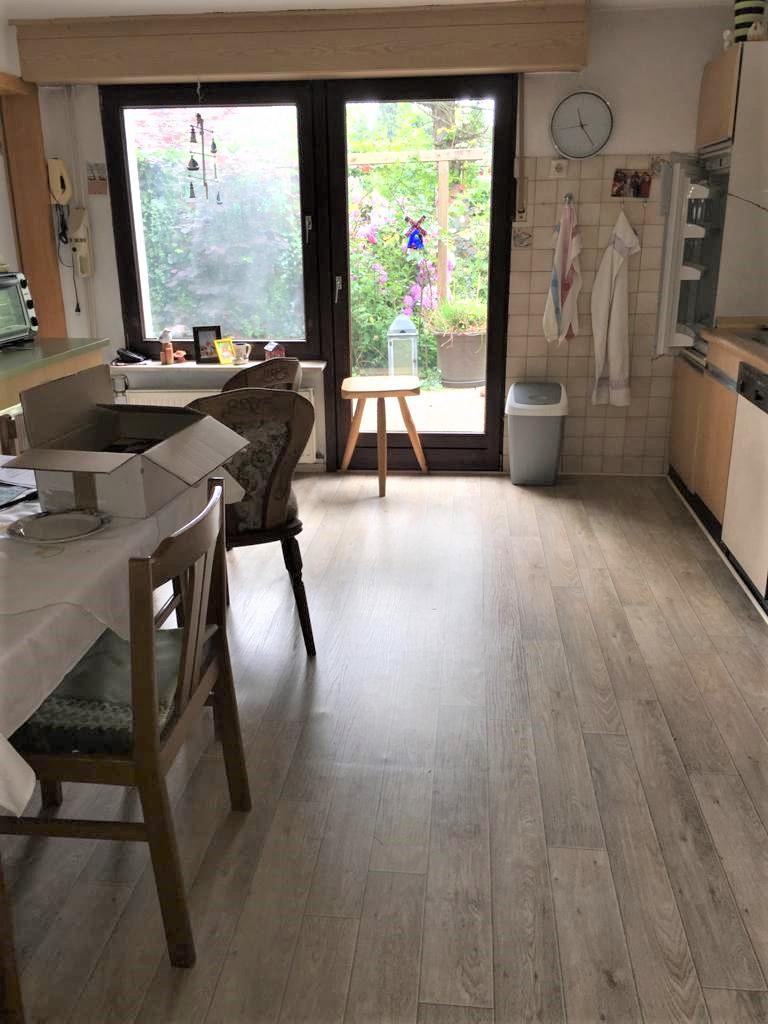 Küche + Essbereich
